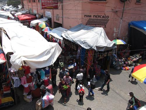 Chichicastenango et son fameux marché