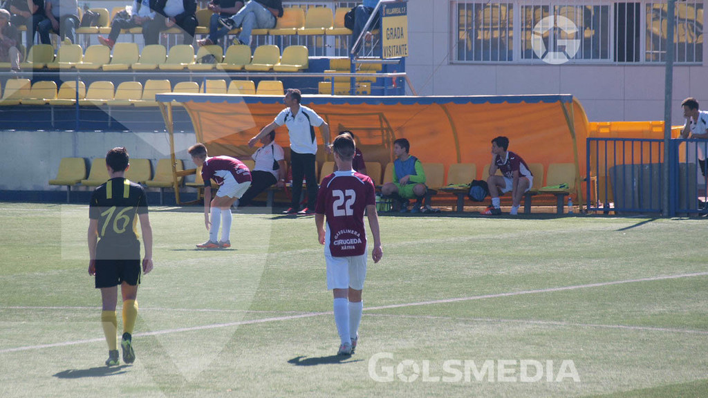 Liga Autonómica Infantil. CD Roda 3-0 CD Xàtiva FB (16/04/2016), Jorge Sastriques