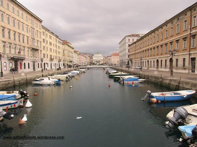 Canale Grande Trieste