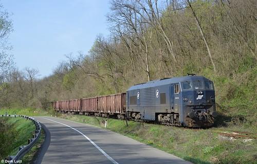 žs 666 003 ljesnica tito loc lok locomotive požarevac kaona zs