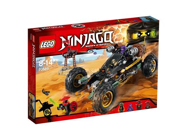 LEGO Ninjago 70589 - Rock Roader