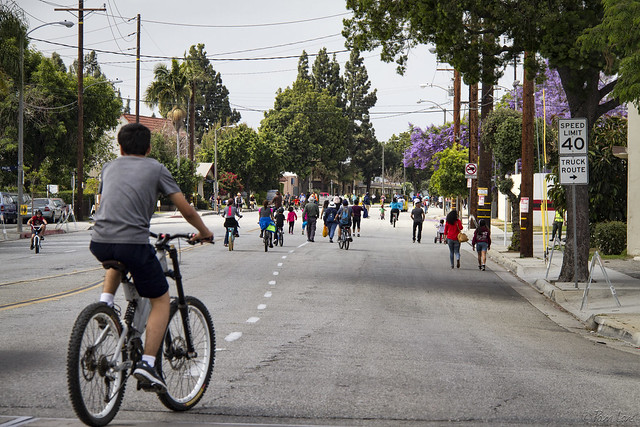 Downey Ride and Stride