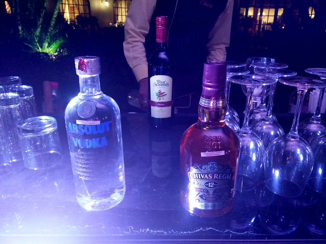 Drinks Counter