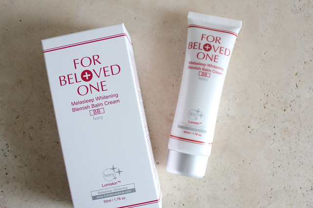 for beloved one bb cream review