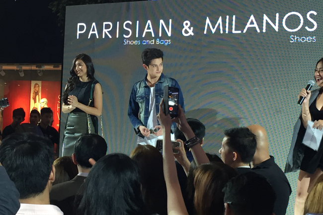 jadine for sm parisian and milanos