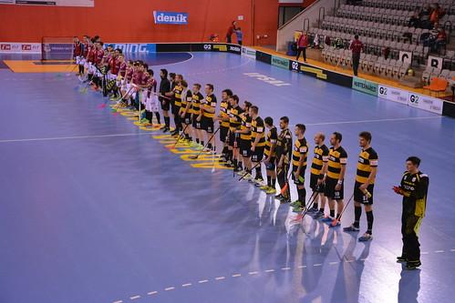 ACEMA Sparta Praha vs. SK Bivoj Litvínov