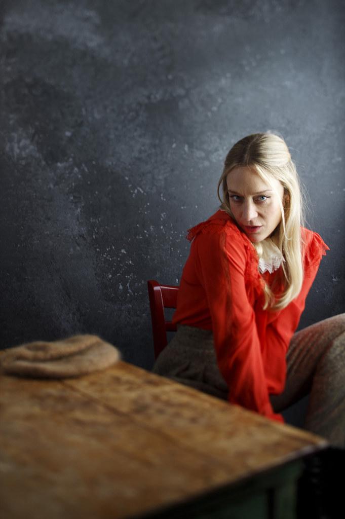 Хлоя Севиньи — Фотосессия для «Любовь и дружба» на «Sundance» 2016 – 6