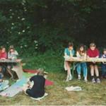 Zeltlager Brexbachtal 1991