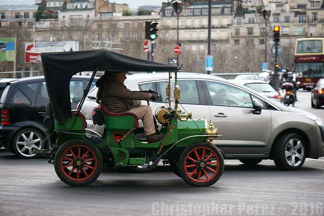 la traversee de Paris 2016