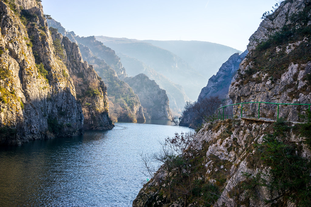 Lake Matka, MACEDONIA