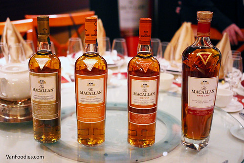 The Macallan 1824 Series Scotch Whisky