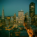 Blue San Francisco by Thomas Hawk
