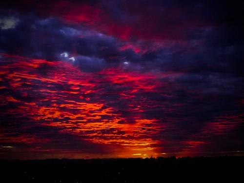 sunrise seattlewashington