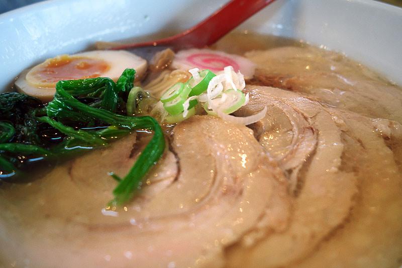 大正製麺業のラーメンの写真