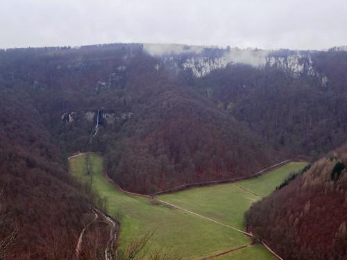 Hohenurach castle ruin