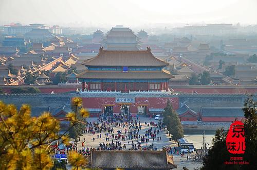 北京中轴线105