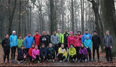 První běžecká škola v Ostravě. Začínáme ve středu!