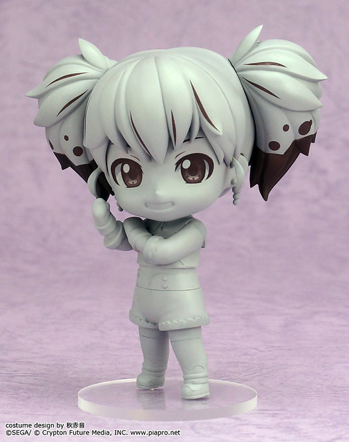 Nendoroid Hatsune Miku: Raspberry * Monster Co-de