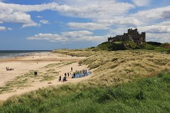 Bamburgh, Northumberland 30-05-2015
