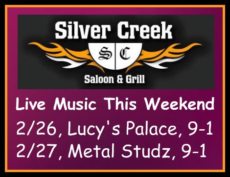 Silver Creek 2-26, 2-27-16