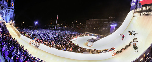Red Bull Crashed Ice 2016