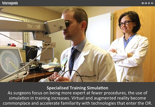 Specialised Training Simulation