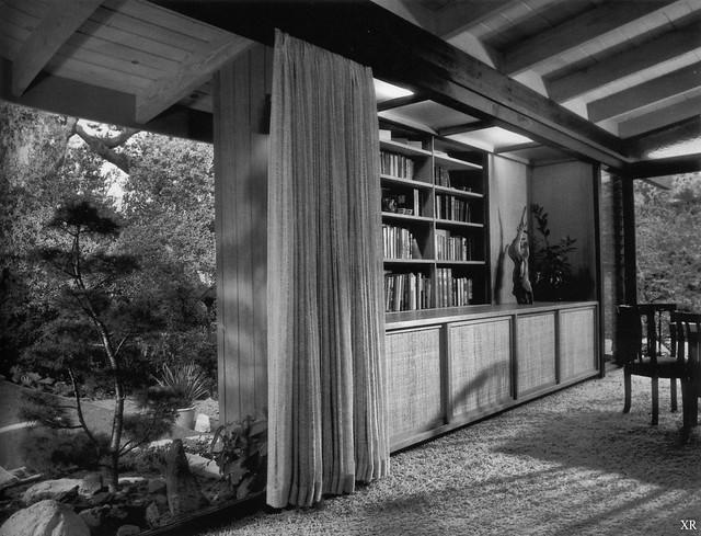 1954 ... Calvin Straub- Brandow residence - San Marino, CA