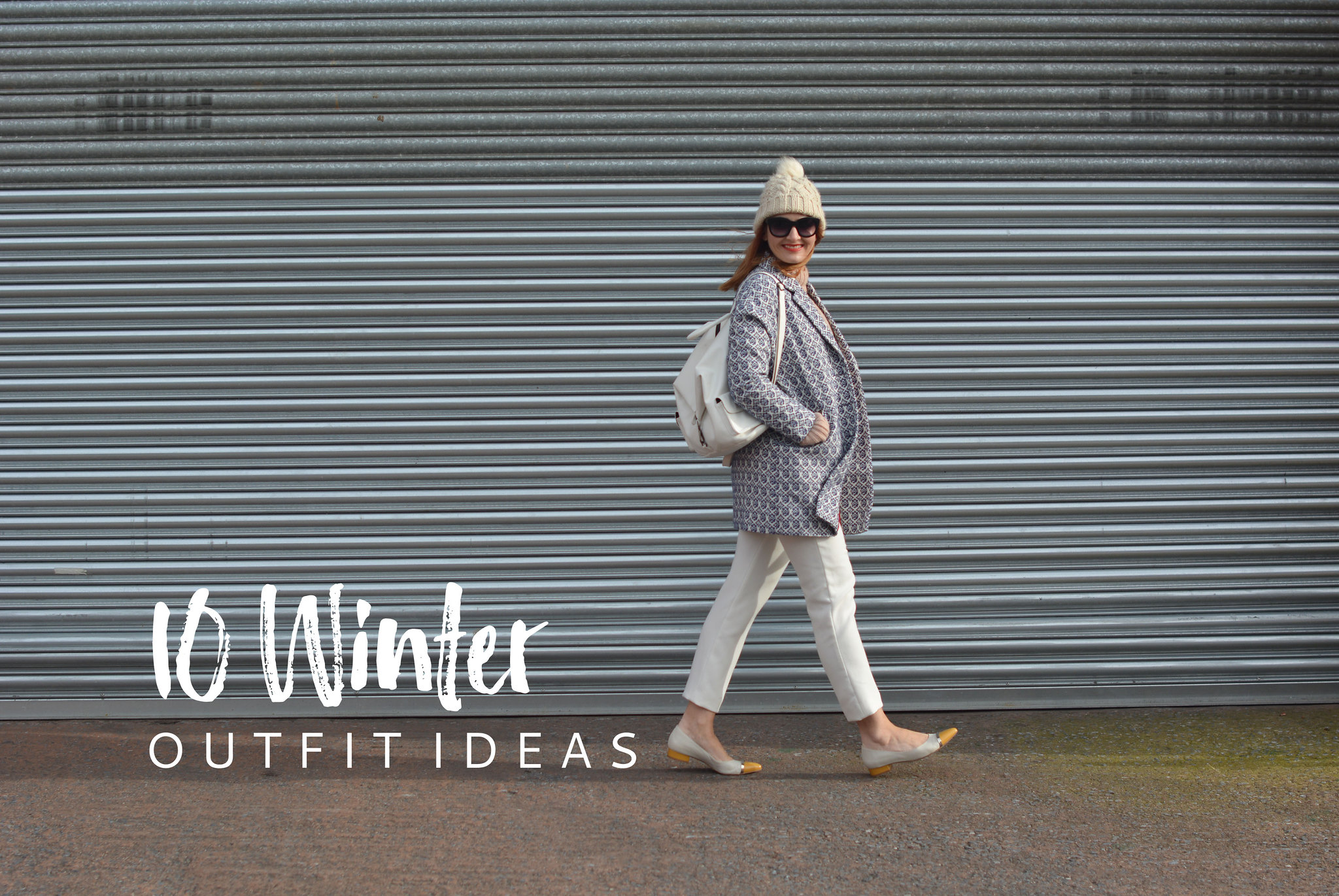 10 winter outfit stying ideas | Not Dressed As Lamb
