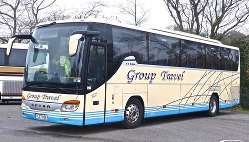 TL07 DGE 'Group Travel'  ('Moon & Benney') SETRA S415GT-HD.