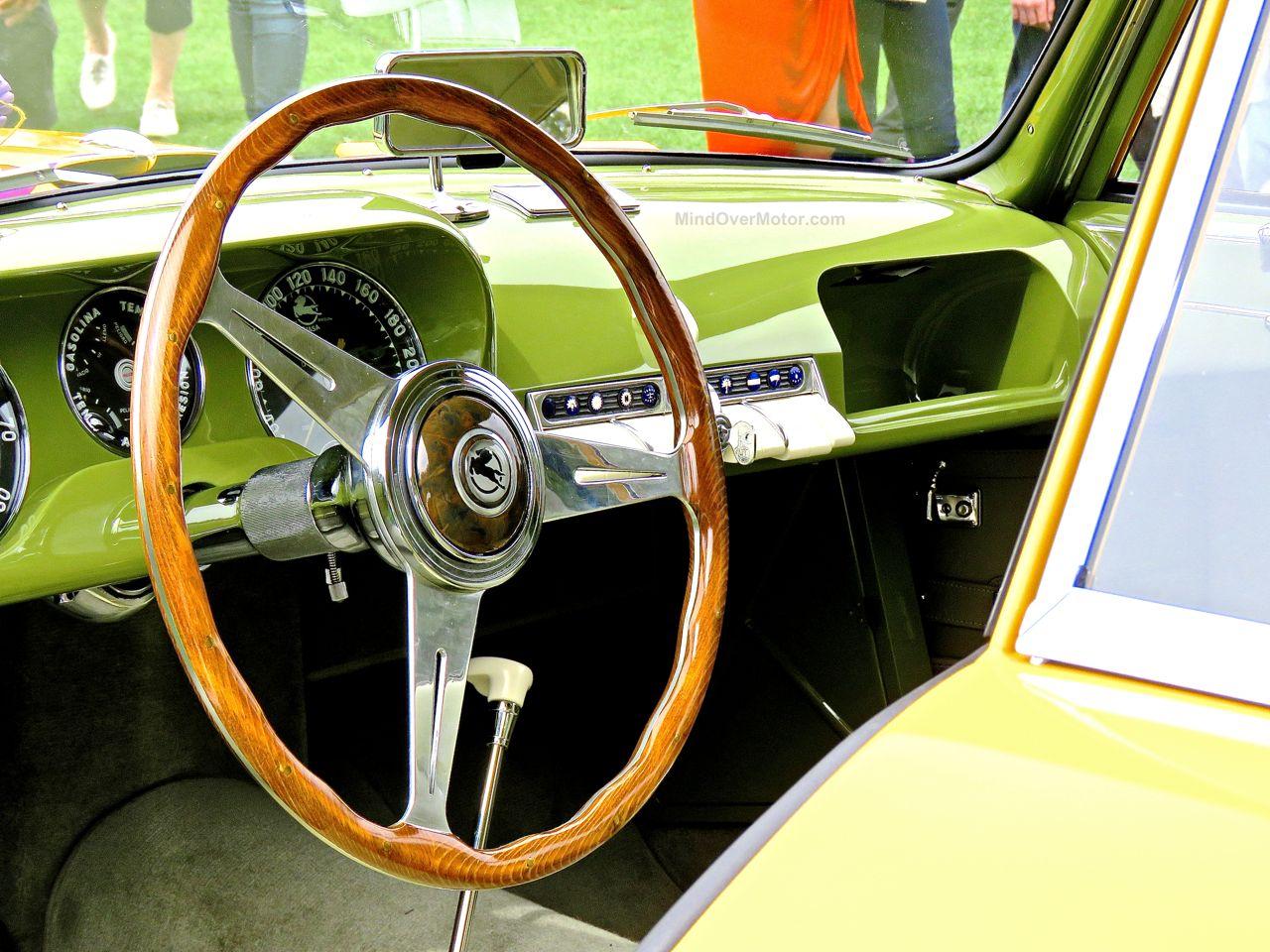 1952 Pegaso Z-102 Cupula Coupe Amelia Island 3