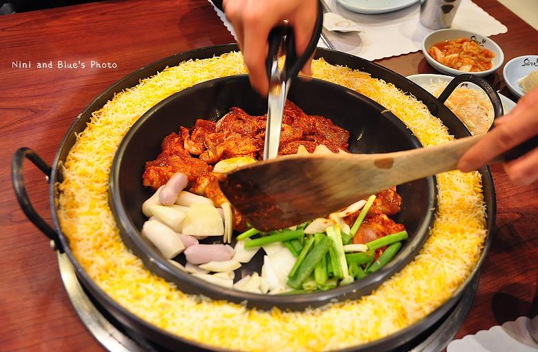 柳家韓式料理公益路18