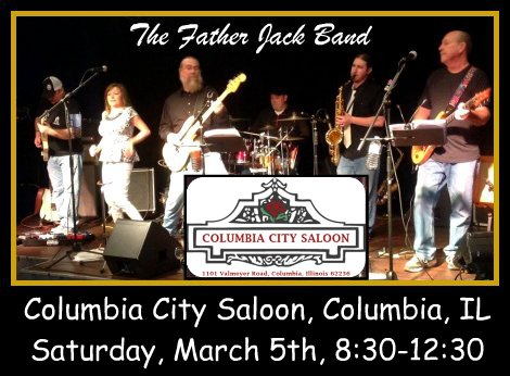 Father Jack Band 3-5-16
