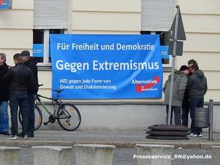 2016.03.05 Brandenburg an der Havel AfD Infostand (3)