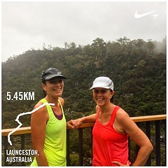 Awesome run in the rain with friends through the gorge! . . . #upsticksandgo #run #runner #running #fit #runtoinspire #furtherfasterstronger #seenonmyrun #trailrunning #trailrunner #runchat #runhappy #instagood #time2run #instafit #happyrunner #marathon #