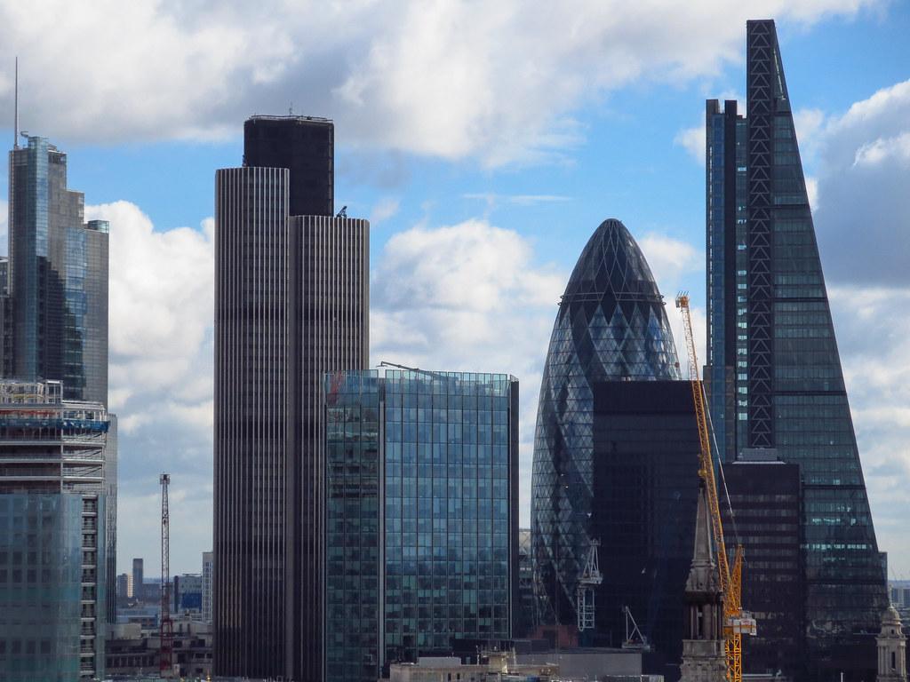 Dating London byggnader