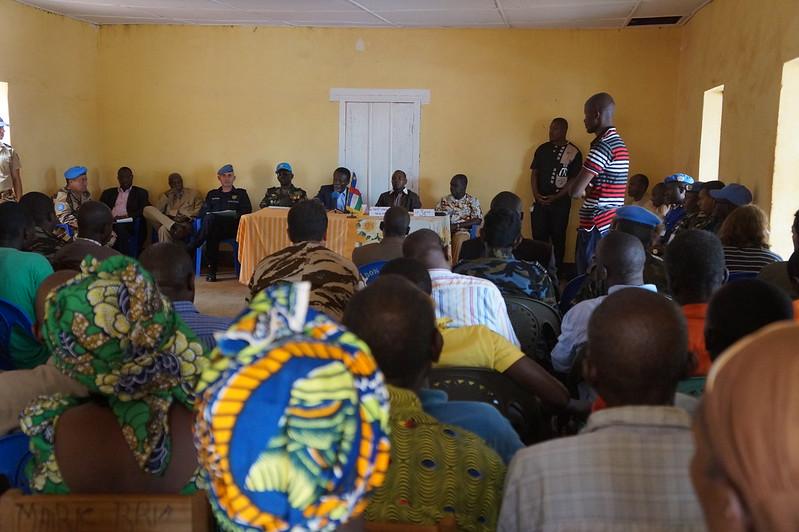 Maintien de la paix dans le monde - Les FAR en République Centrafricaine - RCA (MINUSCA) - Page 3 25585033550_b779e4f5db_c