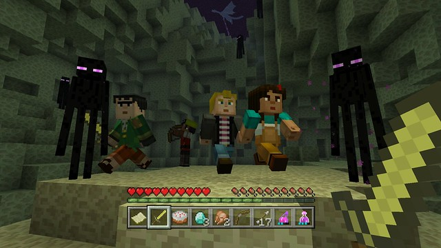 Minecraft_SkinPack_StoryMode_Shot1
