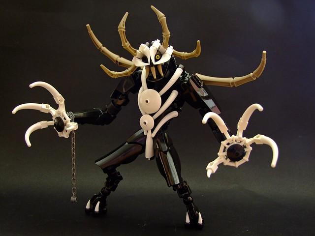 The Harvestman - Monstre LEGO