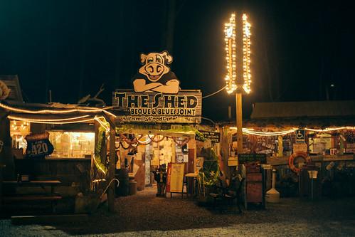 ocean bar mississippi restaurant shed blues bbq springs ms shack barbeque junkyard joint