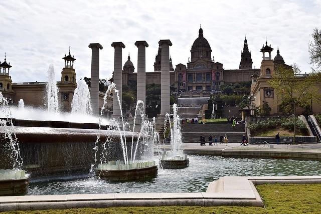 Font Magica and Museu Nacional d'Art de Catalunya