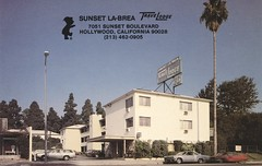 TraveLodge Sunset-La Brea - Hollywood, Califoria