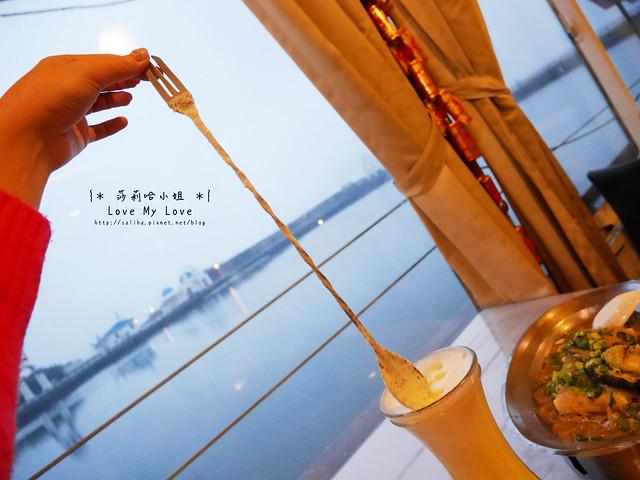 新竹南寮漁港海鮮大餐美食大蛤蜊 (4)