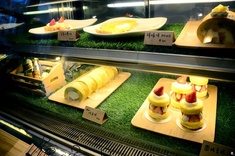 填一點台北行天宮站甜點推薦路行者咖啡捷運 (14)