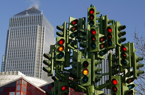 З доріг можуть зникнути світлофори