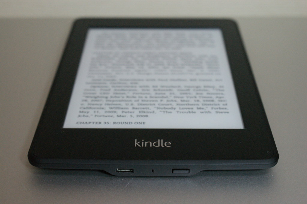 Kindle Paperwhite (5th Generation) - 2012