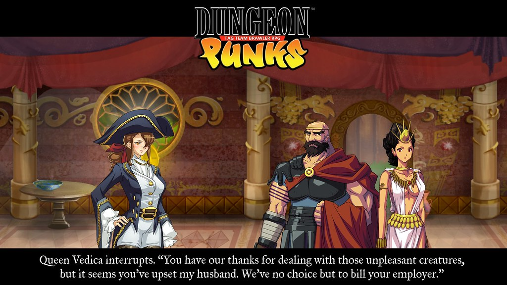 Dungeon Punks anunciado para o PlayStation 4