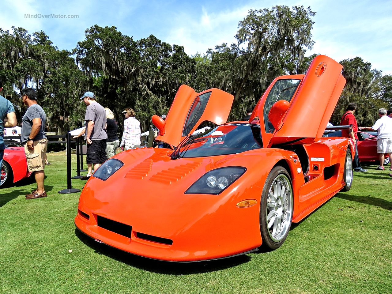 Mosler MT900 S Festivals of Speed Amelia Island 4