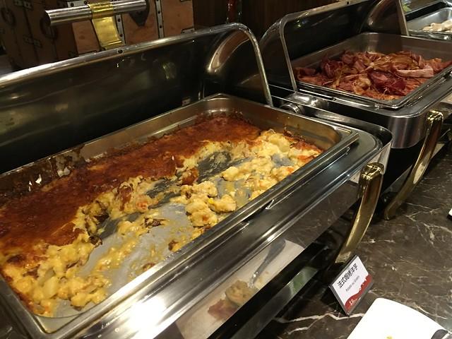 20160310 花蓮 理想大地度假飯店 Bufet Breakfast