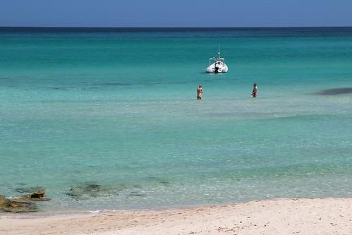 Beach of Son Serra de Marina