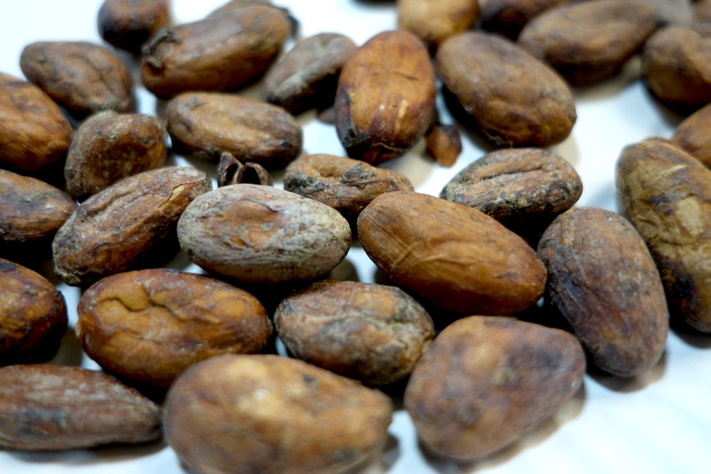 Cocoa Beans, Farfetch Curate Food